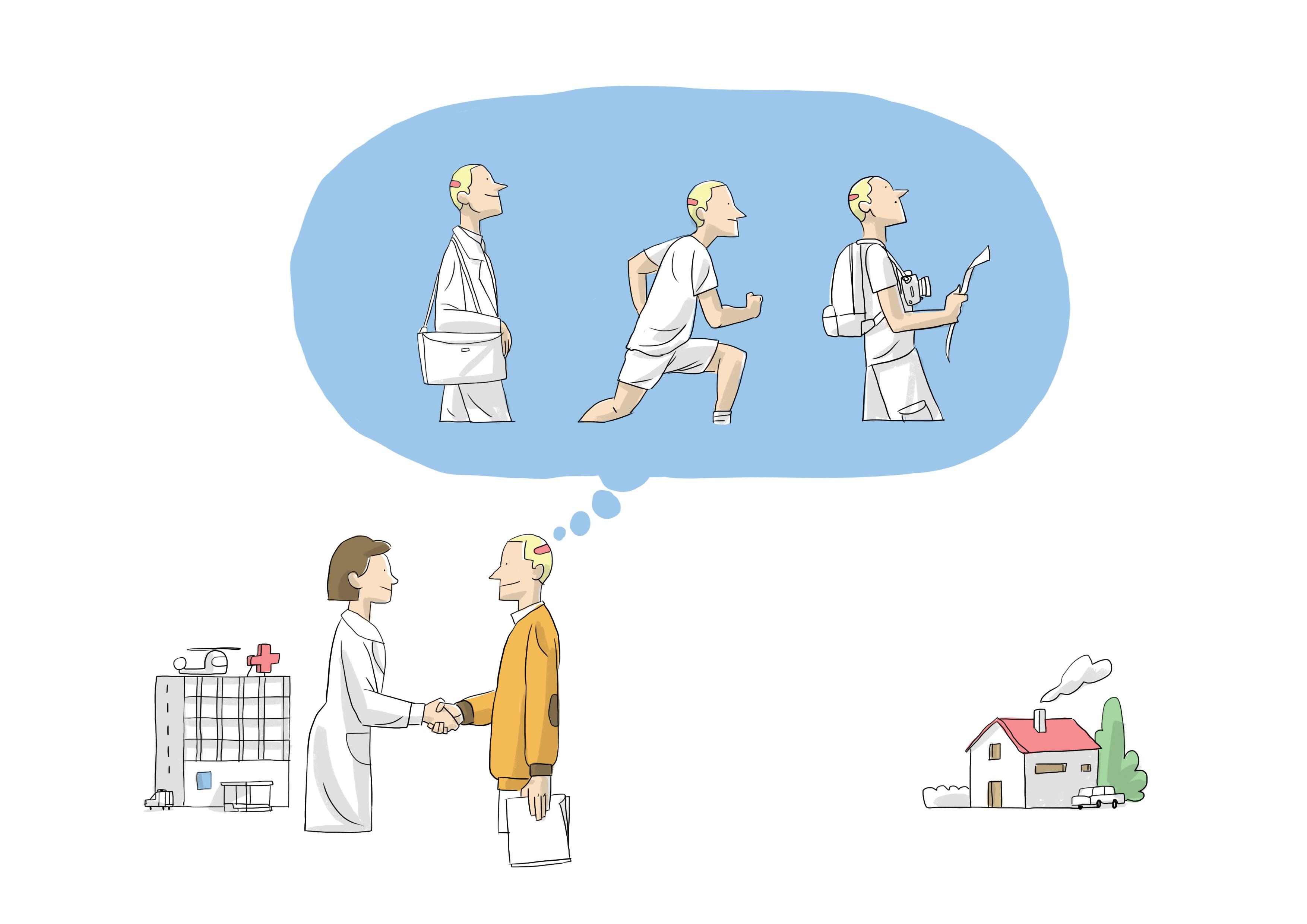 Cognición y daño cerebral